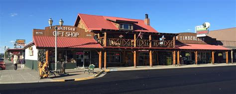 The Historic Madison Hotel in West Yellowstone, Montana