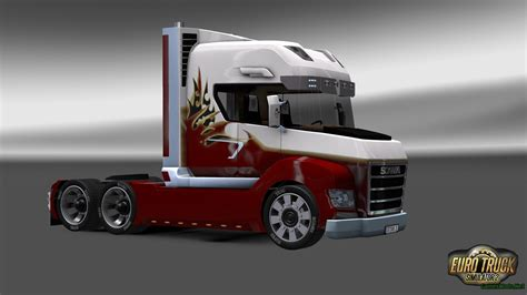 Scania STAX concept » GamesMods