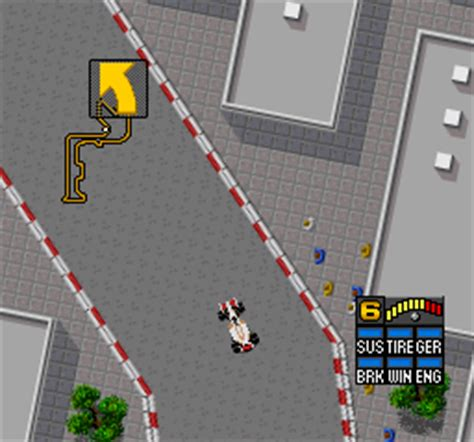 Super F1 Circus Limited (Japan) ROM