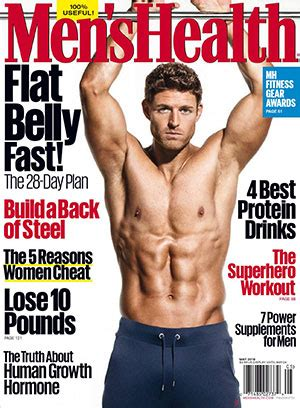 MY, Men's Health publisher join forces | News | C21Media