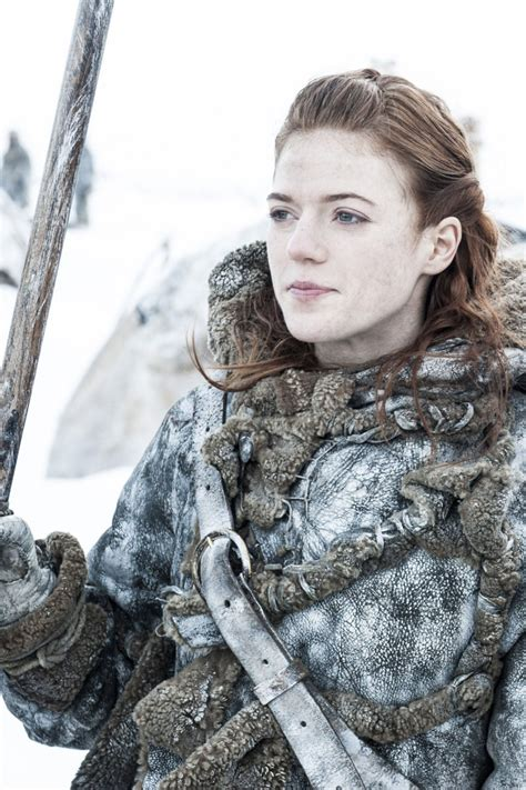 Game of Thrones: Rose Leslie, from Downton's Gwen Dawson
