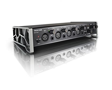 TASCAM US-4X4 Computer-Tablet Audio Interface | Back In