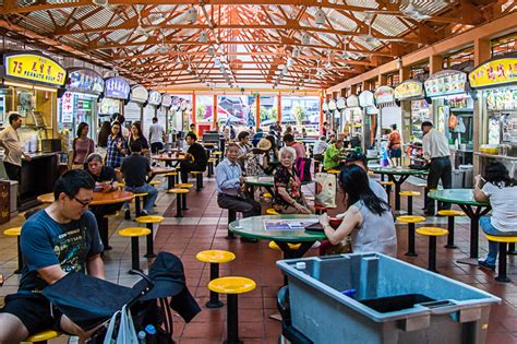 Top 10 Best Hawker Centres In Sinagpore - The City Lane