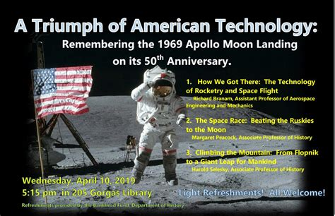 A Triumph of American Technology: Remembering the 1969