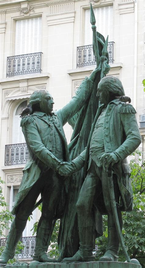 My Dear General: the relationship between Lafayette and