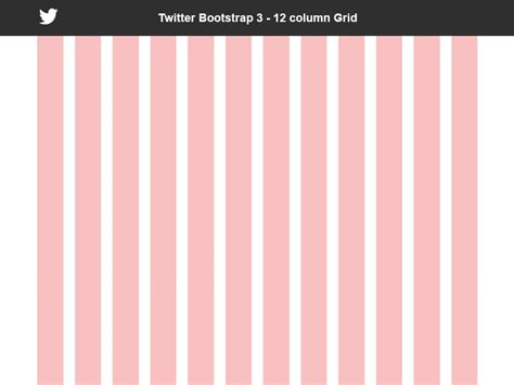 Bootstrap 3 Grid - 12 Column - Free PSD by Salvatore