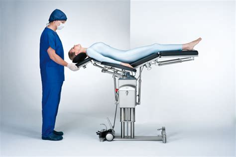 ENT surgery - operating tables, operating chairs and