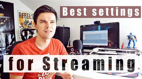 Best settings to stream for i5 4690k and GTX 960 - OBS
