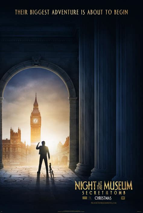 Night at the Museum 3 (2014) Movie Trailer, Release Date