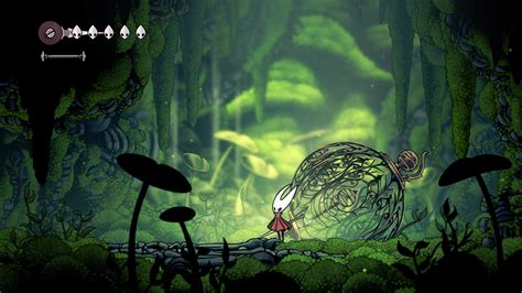 Hollow Knight: Silksong will be free to all Kickstarter