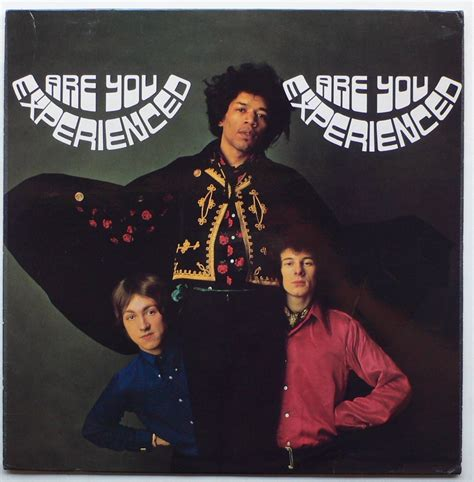 """Jimi Hendrix – UK Mono First Pressing """"Are You Experienced"""" LP"""