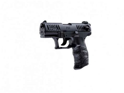 WALTHER Ulm Gaspistole P 22Q WALTHER
