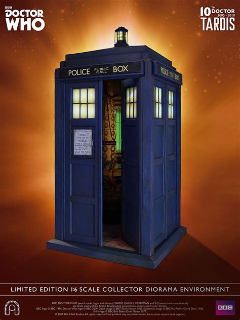 Things We Saw Today: The Best Doctor Who TARDIS Toy | The