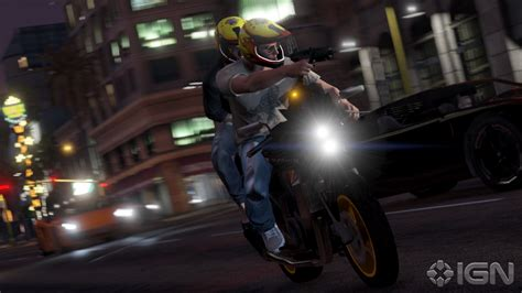 GTA V: New GTA Online Details and Screenshots from IGN