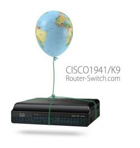 Steps of Cisco 1941 password recovery