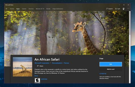 Microsoft Announces New Free Themes for Windows 10