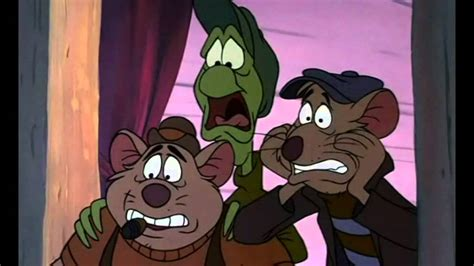 The Great Mouse Detective - The world's greatest criminal