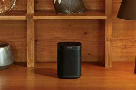 Sonos One SL speaker is the Sonos One without microphones