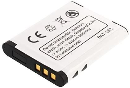 Marque : mtb more energy Chargeur DB-L80 pour Sanyo Xacti
