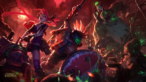 Slayers Skins League Of Legends Wallpapers HD League Of