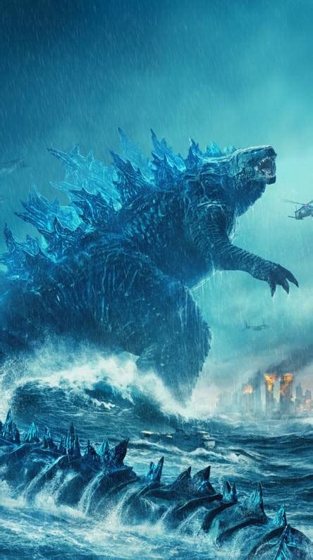 Godzilla Ringtones and Wallpapers - Free by ZEDGE™