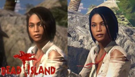 Dead Island PS3 vs Definitive Collection Graphics