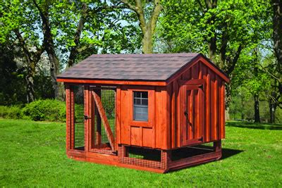 Chicken Coops Combination Style Pennsylvania Maryland and