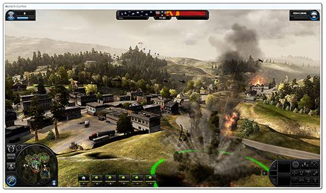 Game Patches: World in Conflict Update (v 1