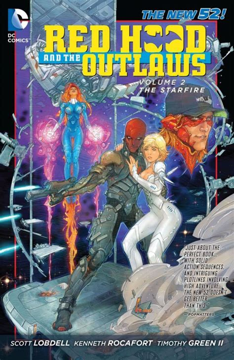 Red Hood and the Outlaws: The Starfire (Collected) | DC