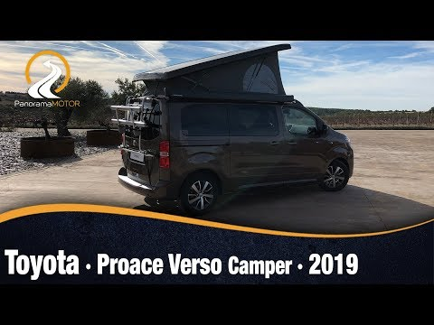 Toyota PRO40 camper conversion promises 24 hour comfort at