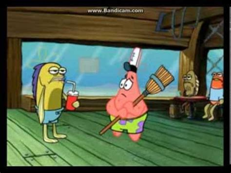 SpongeBob SquarePants - Did you just blew in from stupid