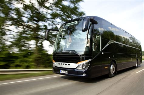 """Setra ComfortClass 500 ist """"Coach of the Year 2014"""
