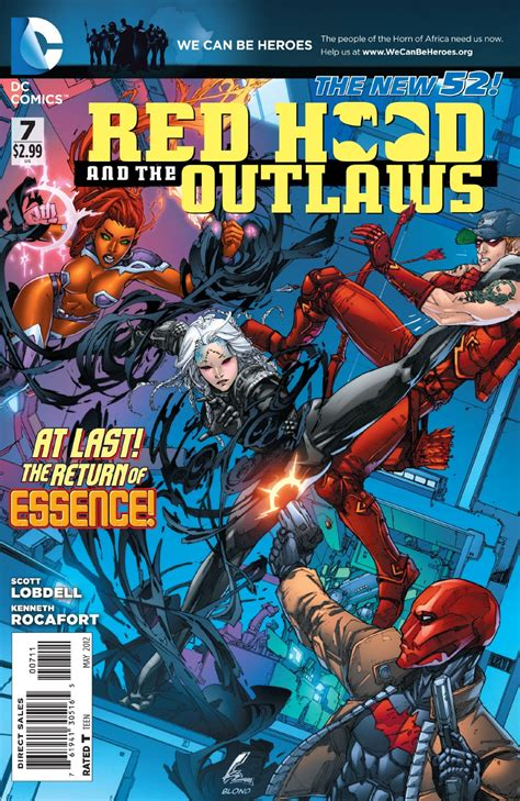 Red Hood and The Outlaws (Volume 1) Issue 7 | Batman Wiki