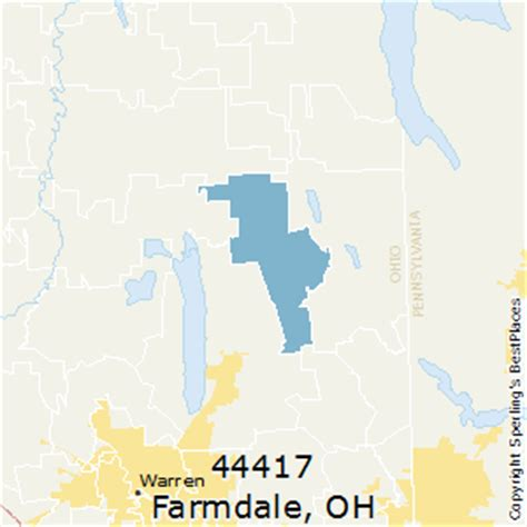 Best Places to Live in Farmdale (zip 44417), Ohio