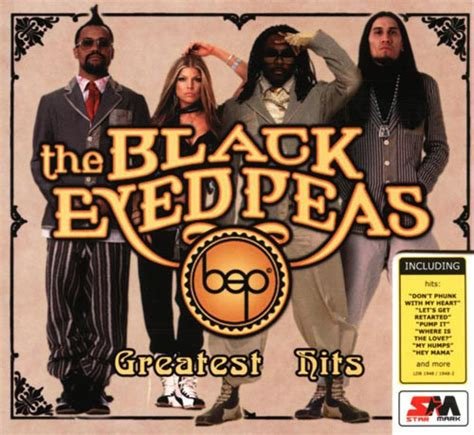Black Eyed Peas - Greatest Hits | Releases | Discogs