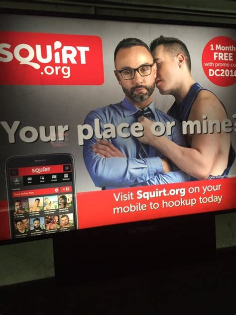 Gay Hookup Ads on DC Metro 'Conform with Our Board