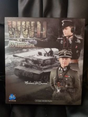 DID 1/6 Scale WWII German Michael Wittmann Action Figure