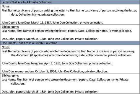 Citing Primary Sources (Chicago Style) - Primary Sources