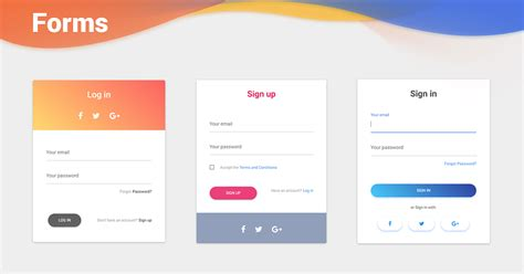 Bootstrap Forms - examples & tutorial