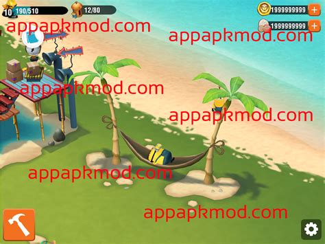 [Android Mod] Minions Paradise APK Mod (Unlimited