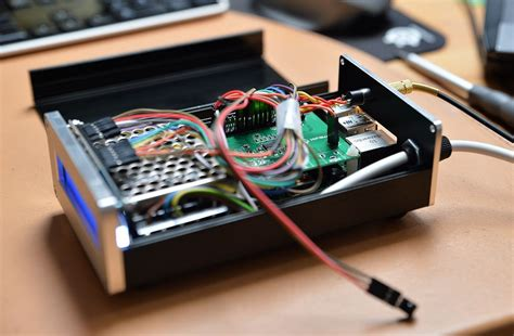 A Squeezebox replacement based on the HiFiBerry DAC and