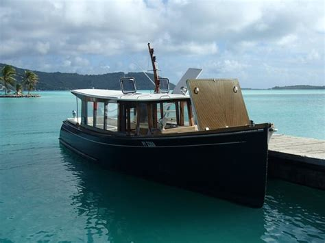 The private boat transfer to the resort - Picture of Four