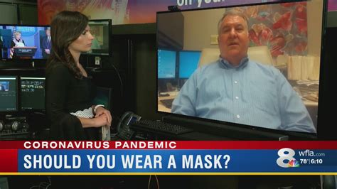Coronavirus concerns: How to properly wear non-medical