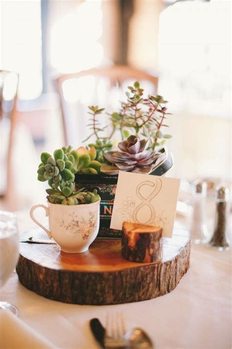 An Intimate, Vintage Wedding in Victoria | Succulent