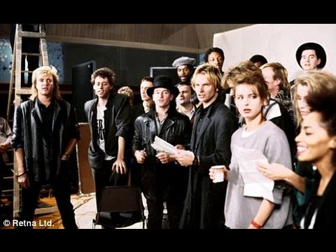 Band Aid: Do They Know It's Christmas? (1984)
