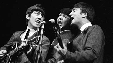 BBC Wales - Music - The Beatles and Wales - The Beatles