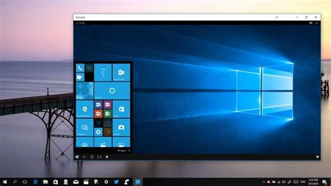 How control your Windows 10 PC or phone with another