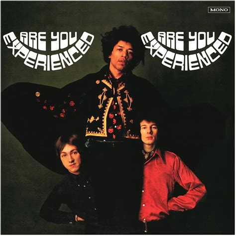 The Jimi Hendrix Experience Are You Experienced 200g Vinyl