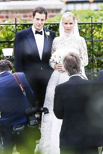 Nicky Hilton Marries Banking Heir James Rothschild in
