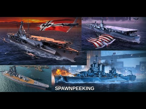 WoWS Stats & Numbers - NA - Moskva - Warships detailed